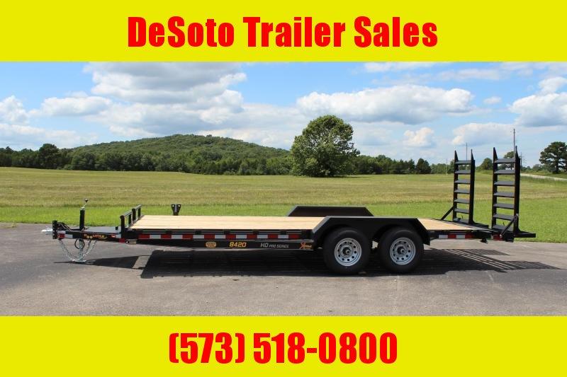 2021 Doolittle Trailer Mfg XT842098K Utility Trailer