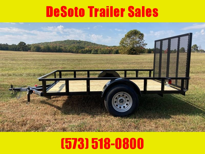 2021 Rivercraft 76X10UTG Utility Trailer