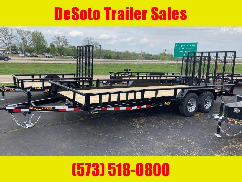 2021 Doolittle Trailer Mfg UT84X2010K Utility Trailer