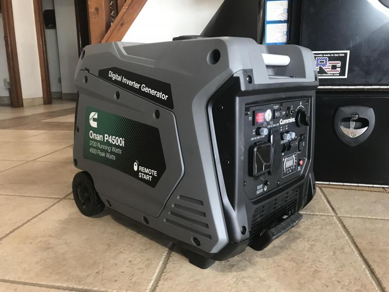 2020 Cummins Onan P4500i Generator