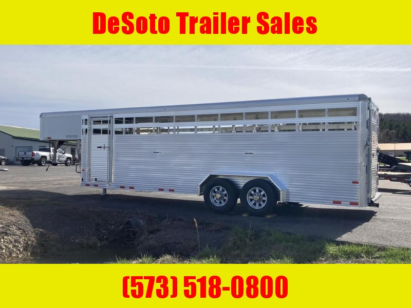 2021 Sundowner Trailers Rancher Express Livestock Trailer
