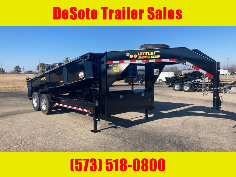 2021 Doolittle Trailer Mfg MD821614KSR Dump Trailer