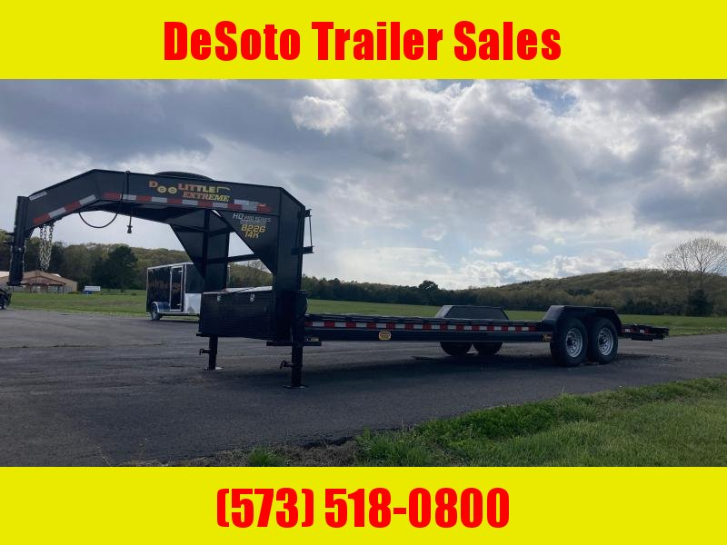 2021 Doolittle Trailer Mfg XT822014K Car / Racing Trailer