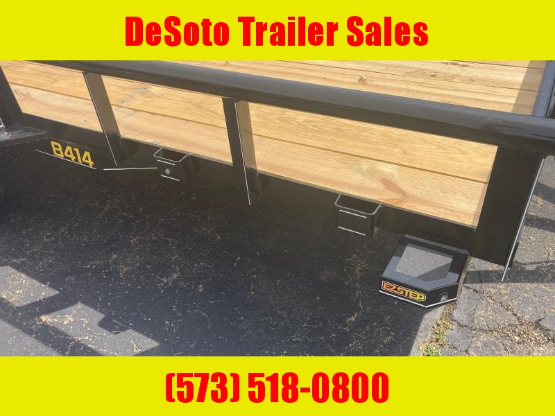 2021 Doolittle Trailer Mfg UT84x147K Utility Trailer
