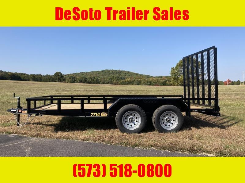 2021 Doolittle Trailer Mfg RS77X147K Utility Trailer