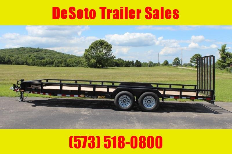 2020 Doolittle Trailer Mfg UT84X227K Utility Trailer