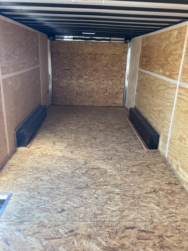 2022 Doolittle Trailer Mfg BL8.5X20 10K Enclosed Cargo Trailer