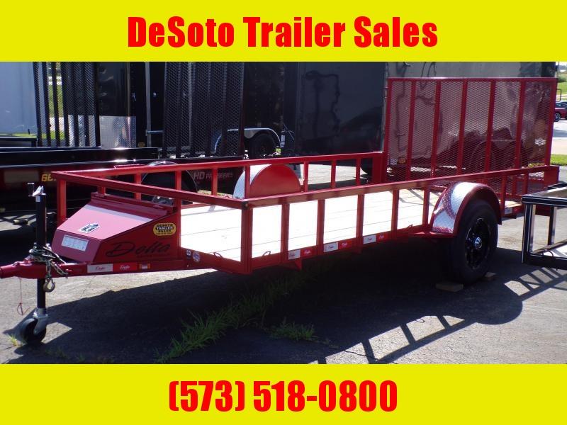 2020 Doolittle Trailer Mfg 135U614 Utility Trailer