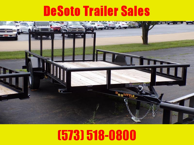 2020 Doolittle Trailer Mfg UT84X143K Utility Trailer