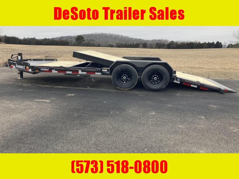 2021 Diamond C Trailers HDT207-20X82 Equipment Trailer