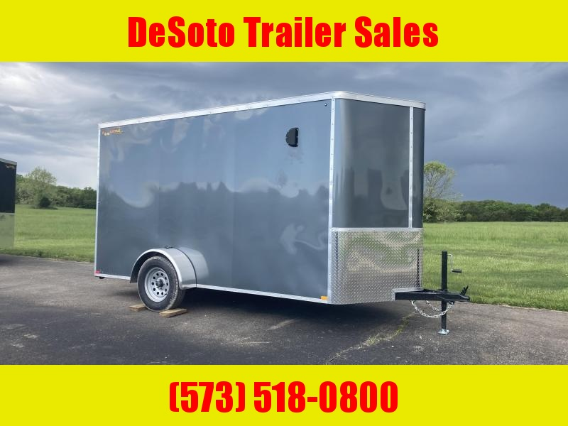2021 Doolittle Trailer Mfg BL6X12SA Enclosed Cargo Trailer