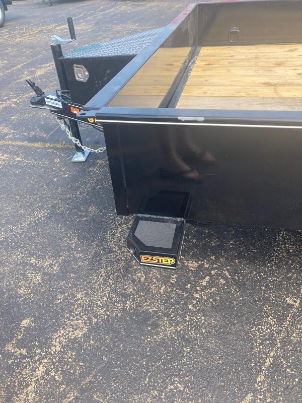 2022 Doolittle Trailer Mfg 84 x 14 3K SS Utility Trailer