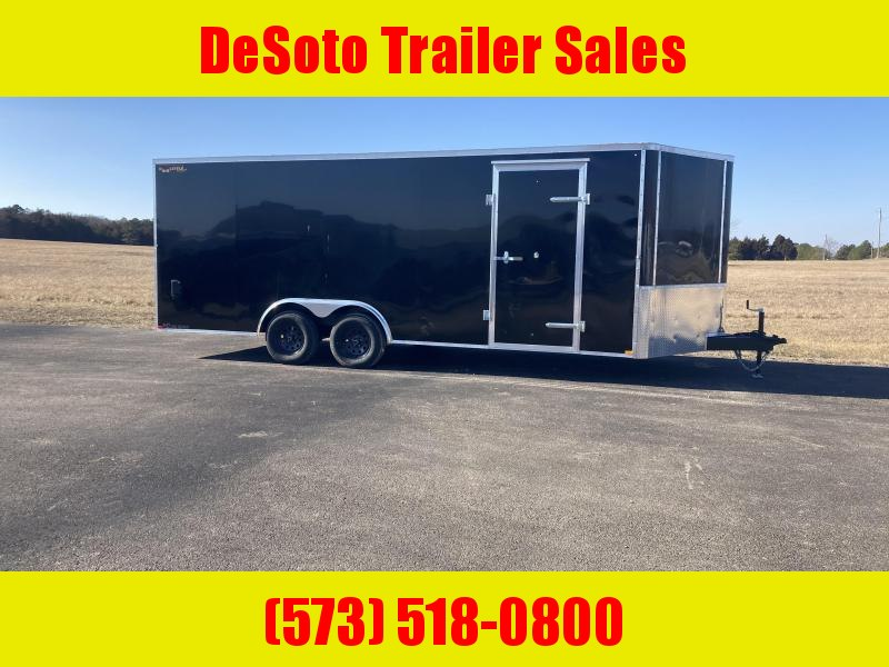 2021 Doolittle Trailer Mfg BL8.5X207K Enclosed Cargo Trailer