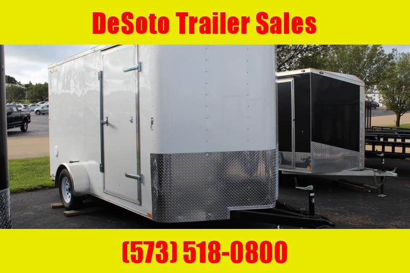 2020 Doolittle Trailer Mfg BL7X12S Enclosed Cargo Trailer