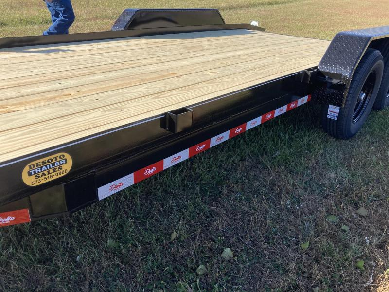 2020 Delta Manufacturing 252CH Utility Trailer
