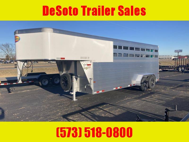 2021 Sundowner Trailers Rancher TR Livestock Trailer