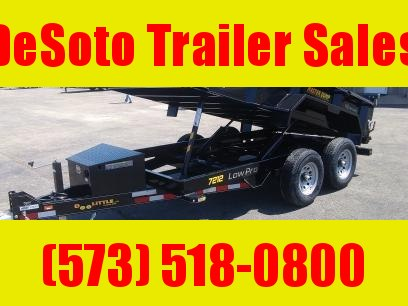2020 Doolittle Trailer Mfg MD721210 Dump Trailer