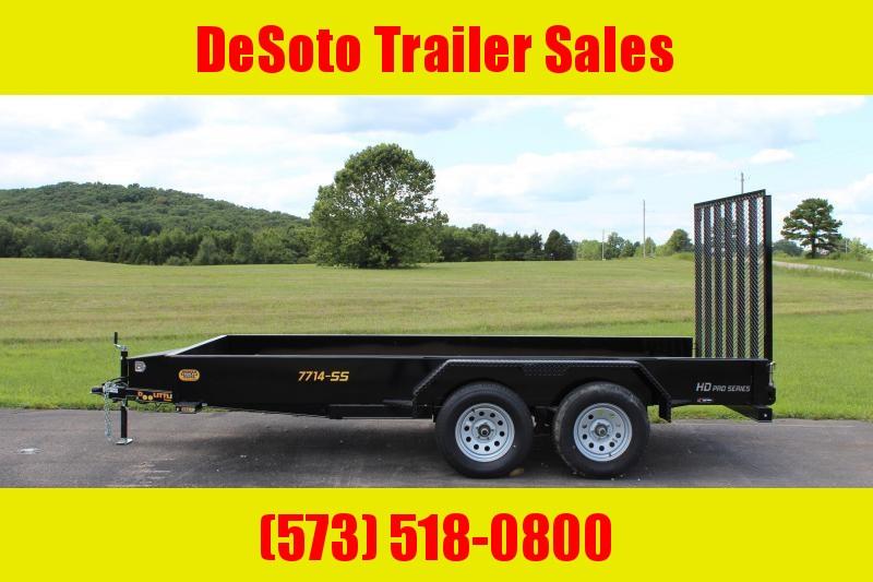 2022 Doolittle Trailer Mfg UT77X147K Utility Trailer SS Series