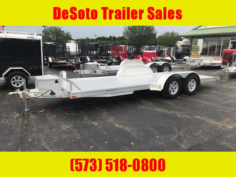 2020 Sundowner 20' AP Open Car Hauler