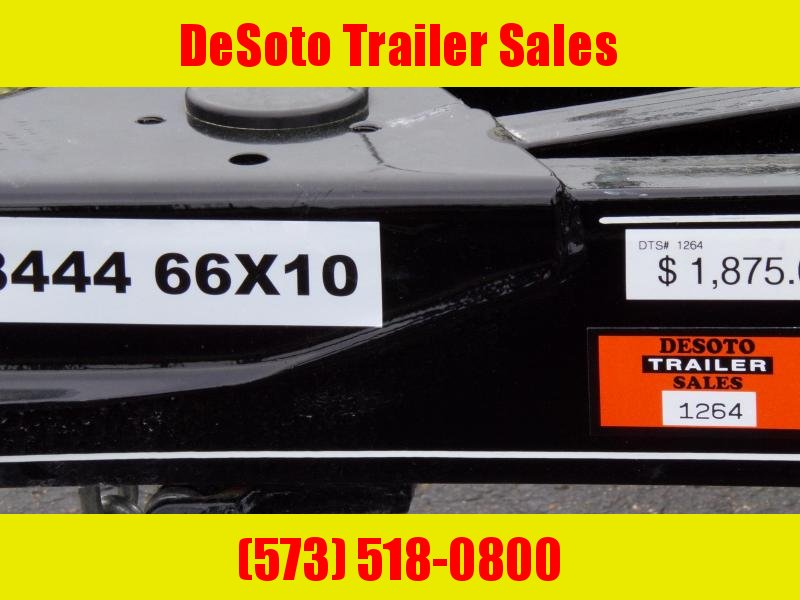 2020 Doolittle Trailer Mfg UT66X103K Utility Trailer