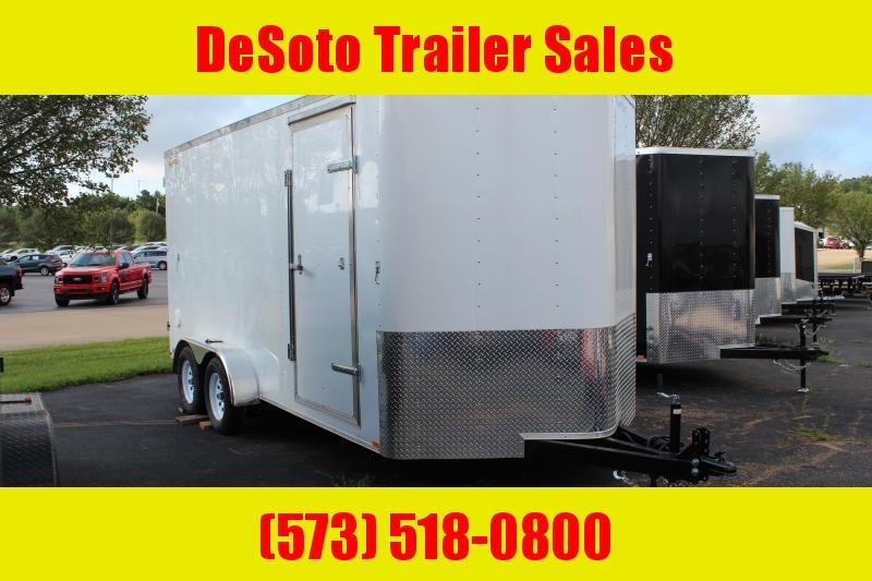 2020 Doolittle Trailer Mfg BL7X167K Enclosed Cargo Trailer