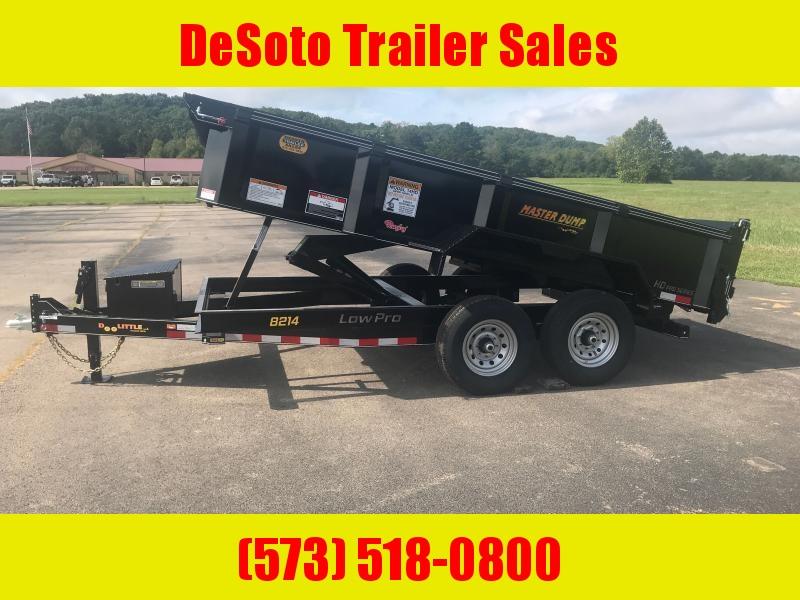 2021 Doolittle Trailer Mfg MD821414K Dump Trailer