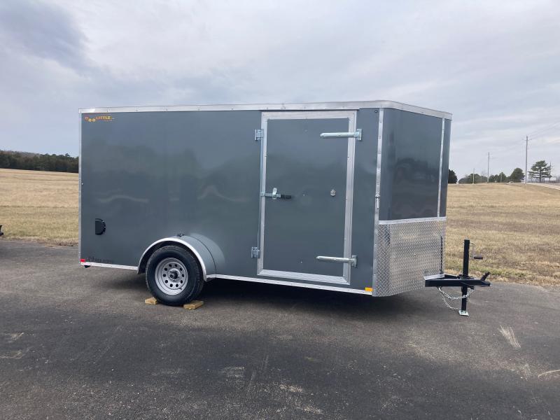 2021 Doolittle Trailer Mfg BL6X10SA Enclosed Cargo Trailer