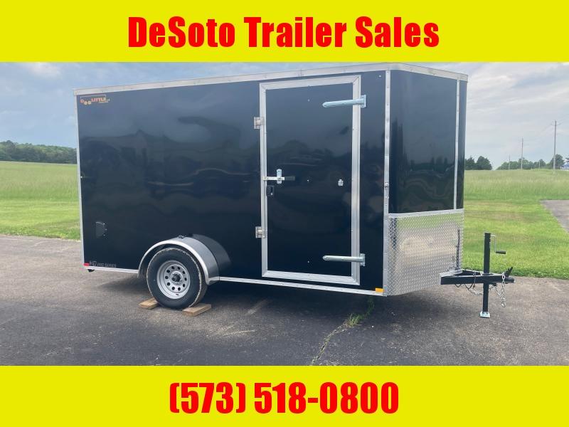 2021 Doolittle Trailer Mfg BL6X12SA Enclosed Cargo Trailer w/ Motorcycle Upgrades