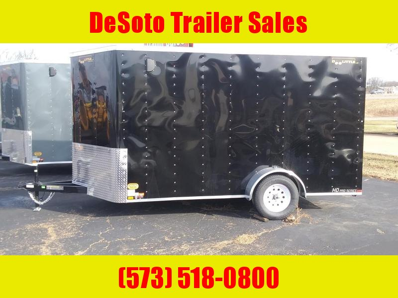 2020 Doolittle Trailer Mfg BL7X12 Enclosed Cargo Trailer