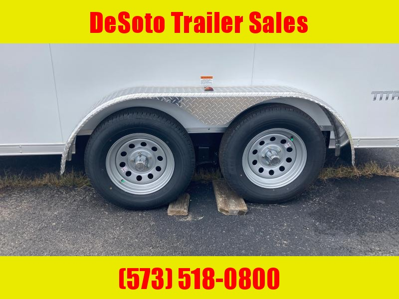 2022 Stealth Trailers 7X14 Enclosed Cargo Trailer