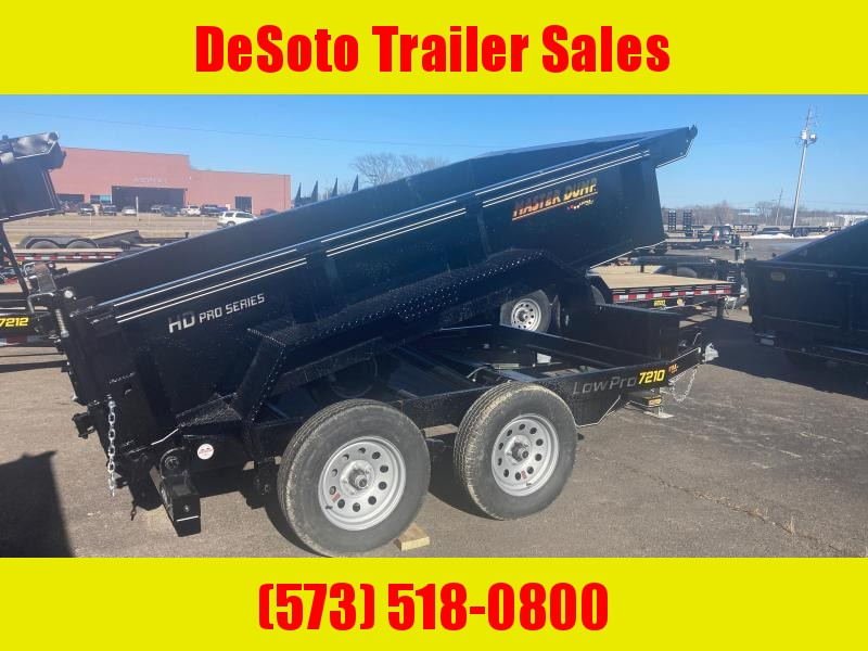 2021 Doolittle Trailer Mfg Dump Trailer MD72107KSC Dump Trailer