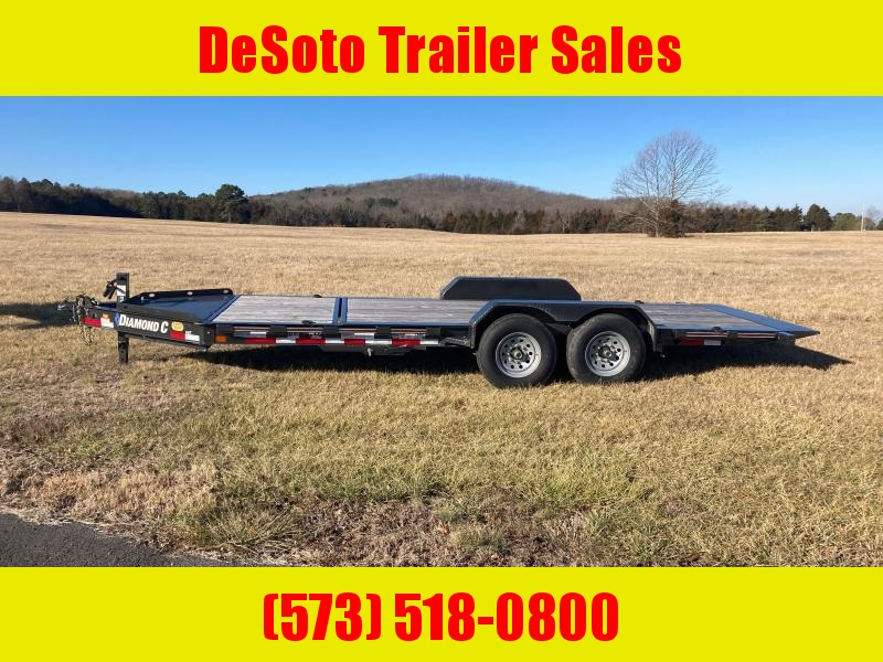 2020 Diamond C Trailers HDT207-20X82 Tilt-bed Trailer