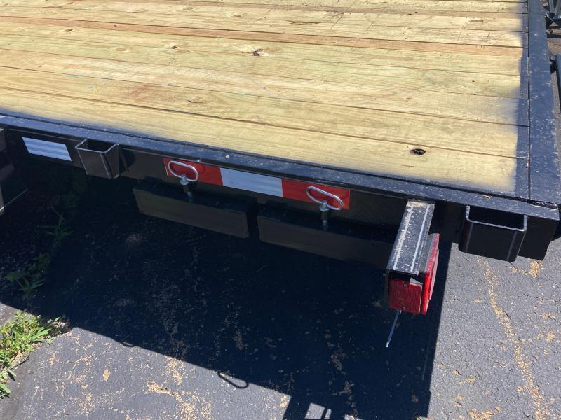 2022 Rivercraft 16' Car Hauler Utility Trailer