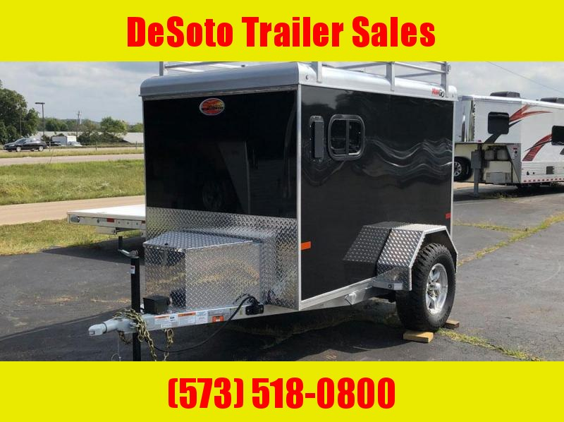 2020 Sundowner 8' All Aluminum Mini-Go Trailer