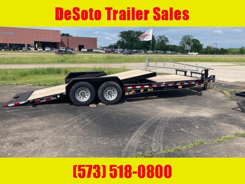 2021 Doolittle Trailer Mfg 82x22 Tilt Bed (16+6) Equipment Trailer