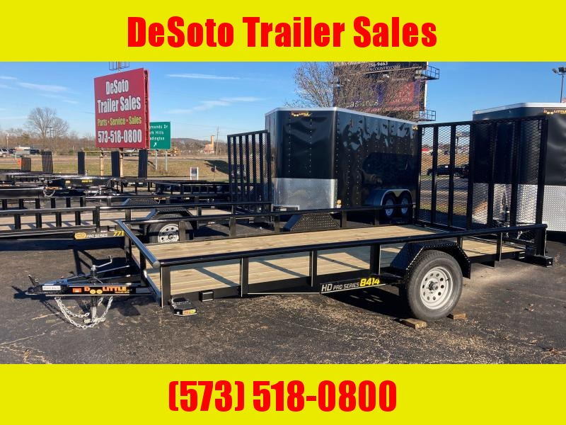 2021 DooLitttle Trailers UT84X143K Utility Trailer