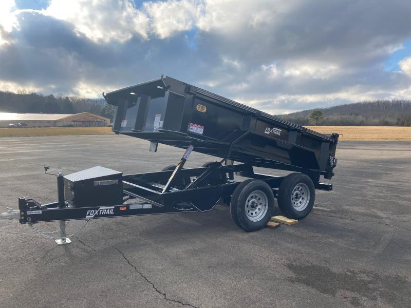 2021 Doolittle Trailer Mfg MD72107KSC Dump Trailer
