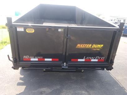 2020 Doolittle Trailer Mfg MD821614 Dump Trailer