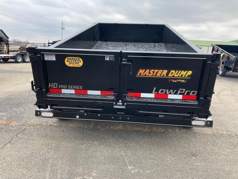 2021 Doolittle Dump Trailer MD721210K Dump Trailer
