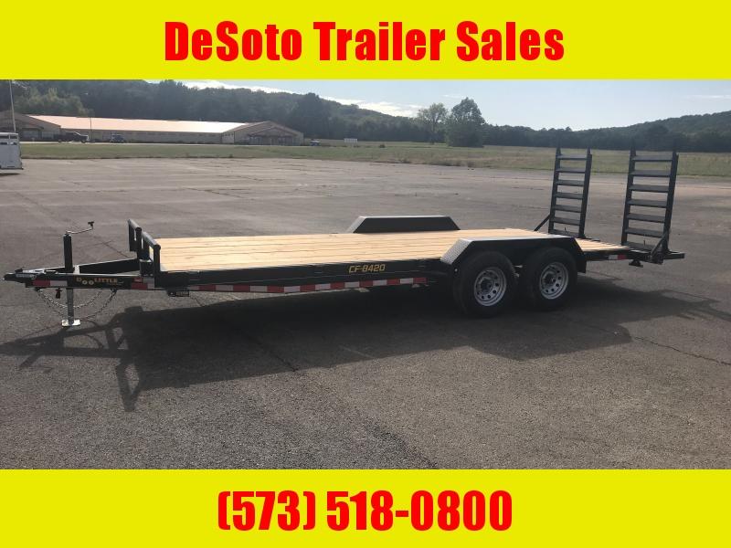 2021 Doolittle Trailer Mfg CF842098K Utility Trailer
