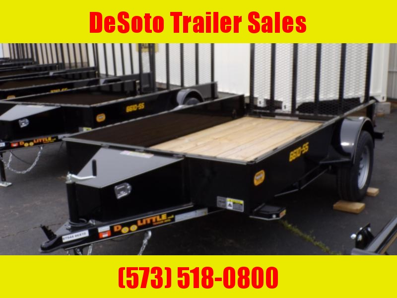 2020 Doolittle Trailer Mfg UT66X103 Utility Trailer