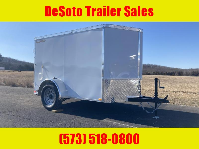 2021 Doolittle Trailer Mfg BL5X8S/A Enclosed Cargo Trailer