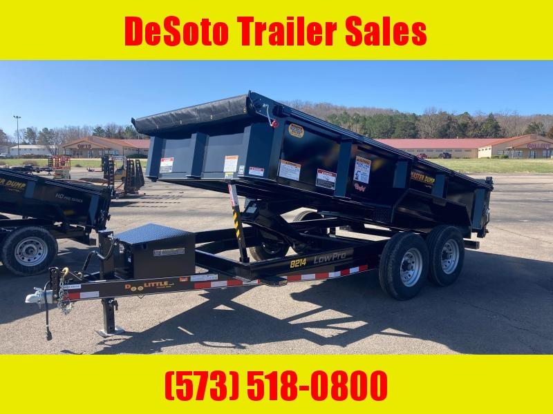2021 Doolittle Trailer Mfg MD821414KSR Dump Trailer