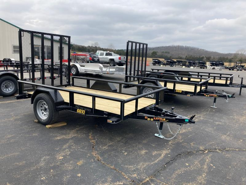 2021 Doolittle Trailer Mfg UT66X103K Utility Trailer