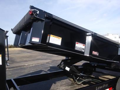 2021 Doolittle Trailer Mfg MD821614 Dump Trailer