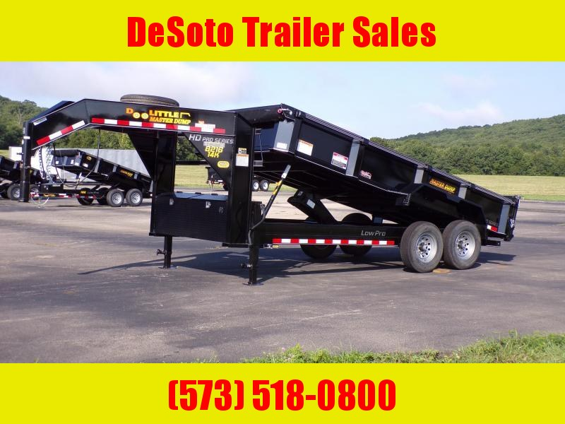 2021 Doolittle Trailer Mfg MD821614 Dump Trailer