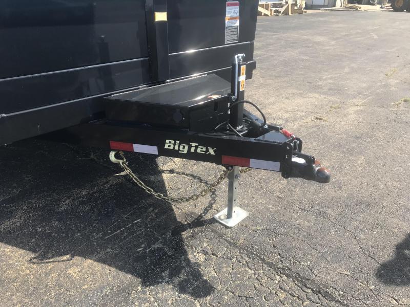 2017 Big Tex Trailers 14LX-14 Dump Trailer