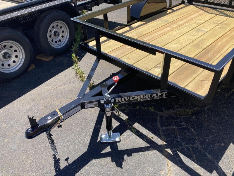 2022 Rivercraft 5x8UTG Utility Trailer