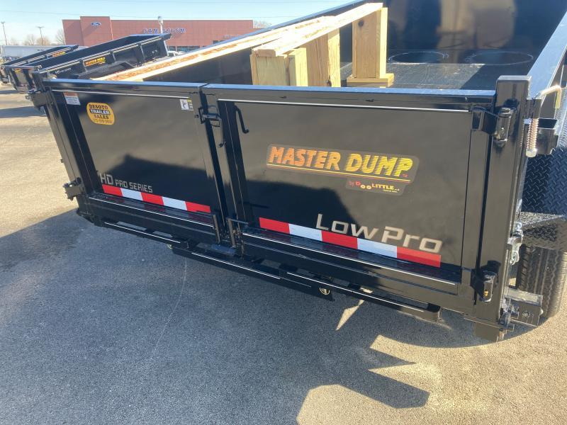 2021 Doolittle Trailer Mfg MD821414KSR Dump Trailer