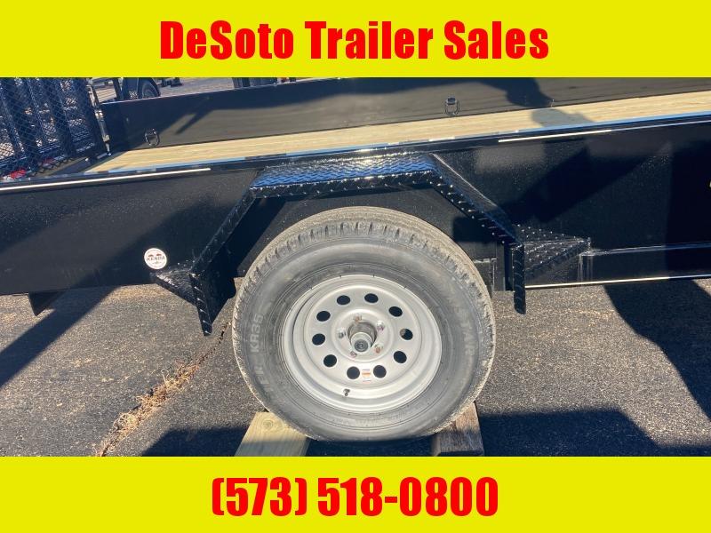 2021 Doolittle Trailer Mfg UT84X143KSS Utility Trailer